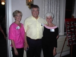 Anne Harwood, Greg Parkhouse and Janet Alderfer Estrin