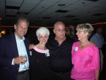 Ed Williams, Janet Alderfer Estrin, Russ Koerwer and Sherry Fox Scena